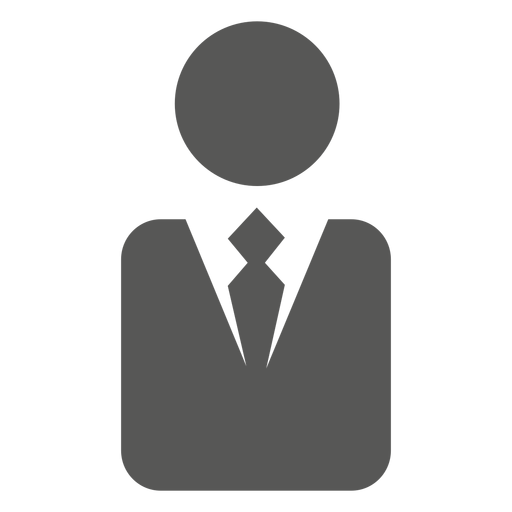 91d40e8a45491022df21ebc451b332ba-executive-symbol-silhouette-by-vexels