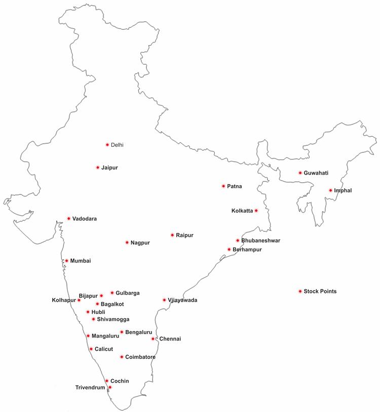 ADISYS-Map